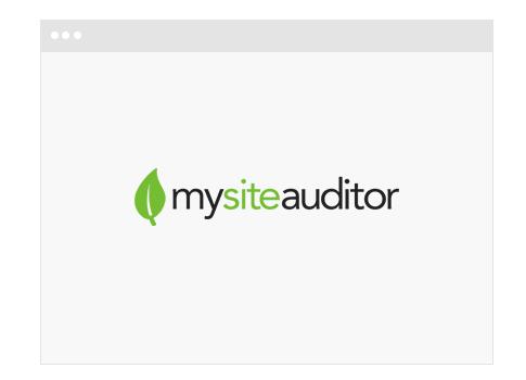MySiteAuditor